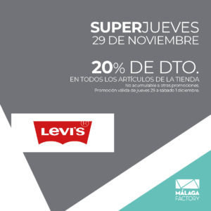 SuperJueves Levi's