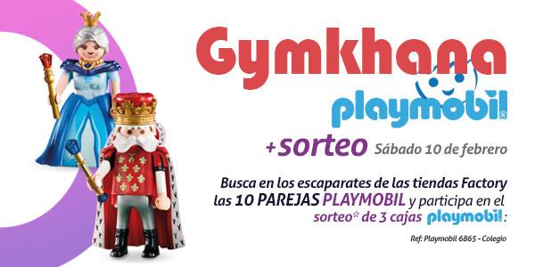 Nueva Gymkhana Playmobil en Málaga