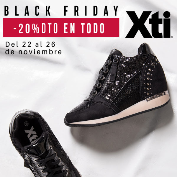 Black Friday Xti