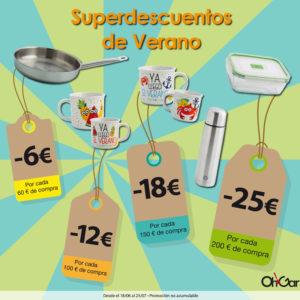 ¡Aprovecha este mes la oferta de OhGar de verano!