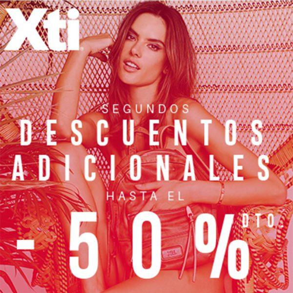 aprovecha las ofertas de xti store para conseguir los mejores descuentos