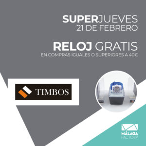 super jueves timbos