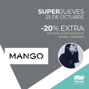 -20% Extra en toda la colección de OTOÑO - INVIERNO