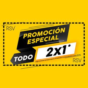 Consigue 2x1 en las ofertas de RSV en Málaga Factory