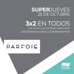 3 X 2 EN TODOS LOS ARTÍCULOS DE PELO Y BISUTERÍA