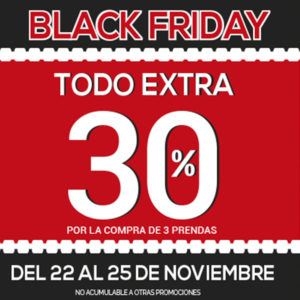 Black Friday Charanga