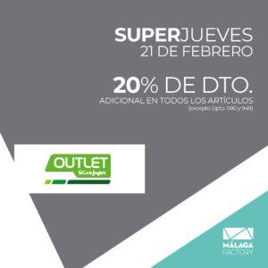 super jueves outlet