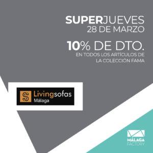 Super jueves en Livingsofas