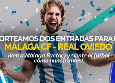 Sorteo Málaga CF - Real Oviedo