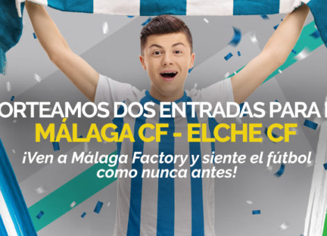 Sorteo Málaga CF VS Elche CF