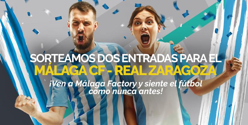 Sorteo Málaga CF