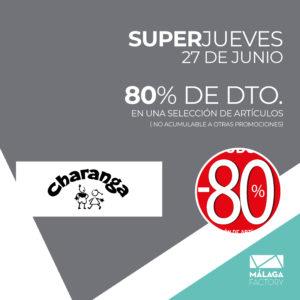 super jueves Charanga