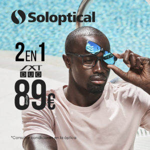Oferta duo Soloptical