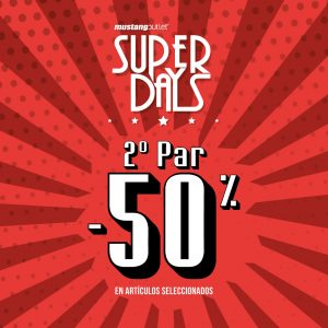 ¡Super Days en Mustang de Málaga Factory!