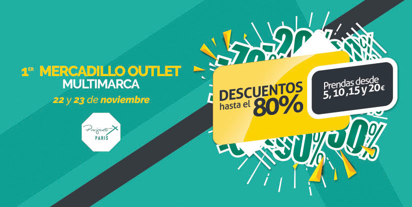MERCADILLO OUTLET MULTIMARCA