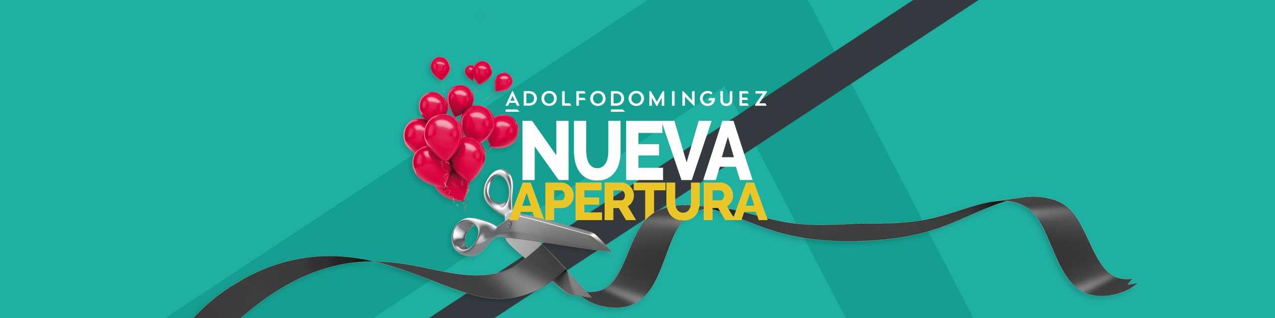 Apertura Adolfo Domínguez Málaga Factory