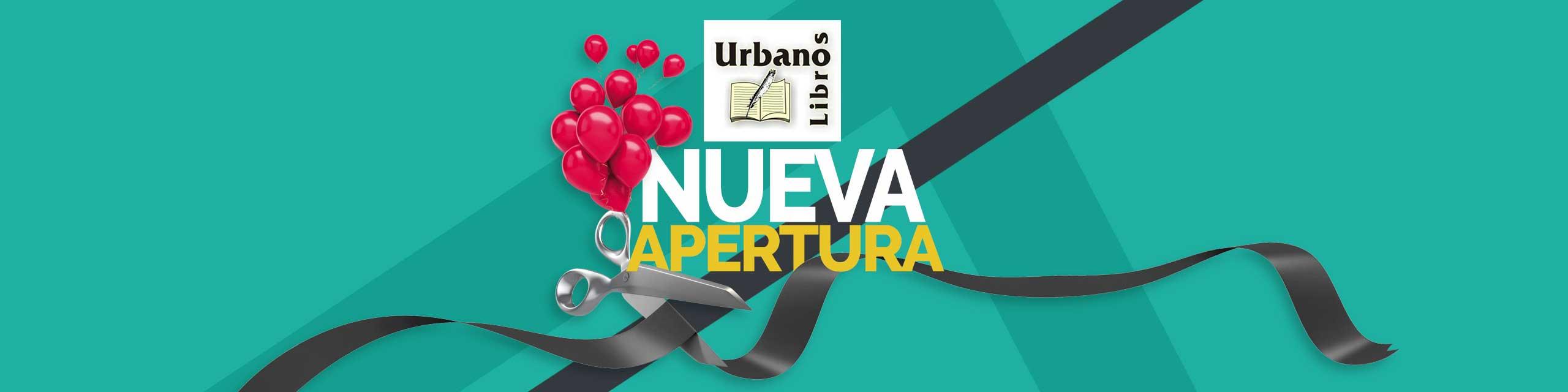 Apertura Libros Urbano Málaga Factory
