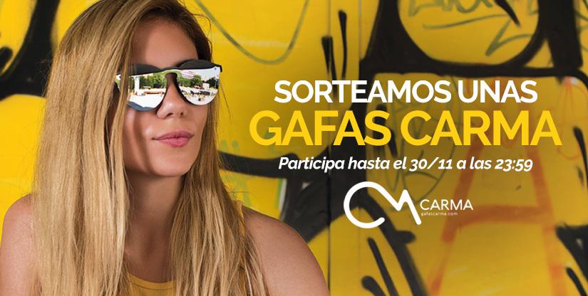 Sorteo Gafas Carma