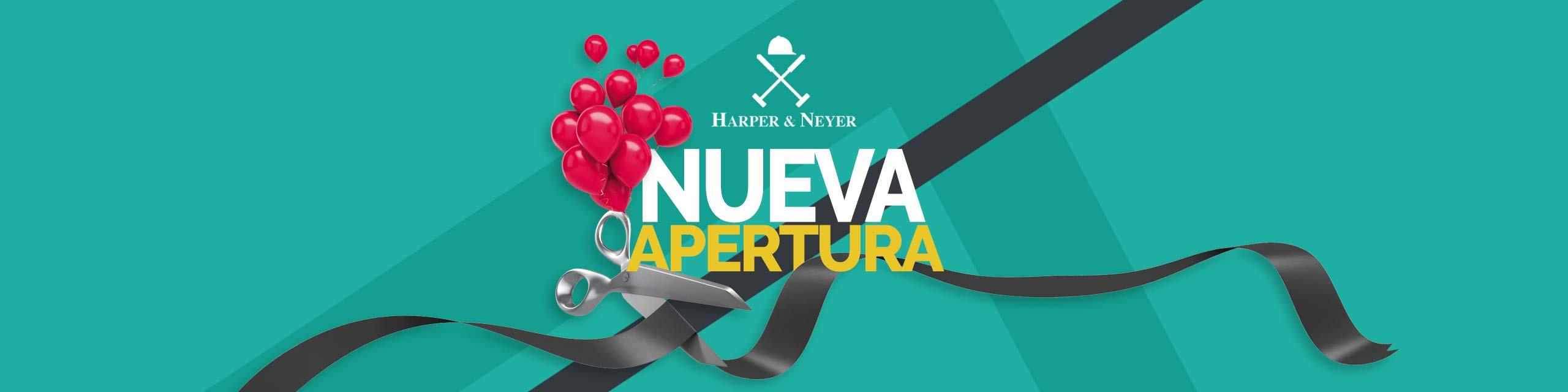 Apertura Harper & Neyer - Málaga Factory