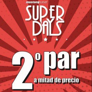 MUSTANG: 2º PAR A MITAD DE PRECIO (FINALIZADA)