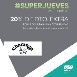 Superjueves Charanga