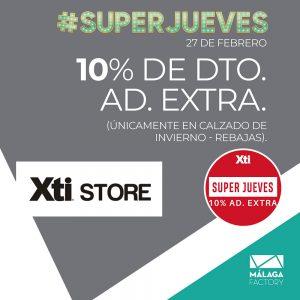 10% de dto. ad. extra
