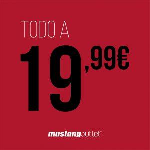 MUSTANG BOTAS Y BOTINES A 19,99€