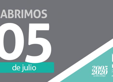 Málaga Factory - Abrimos el 5 de julio