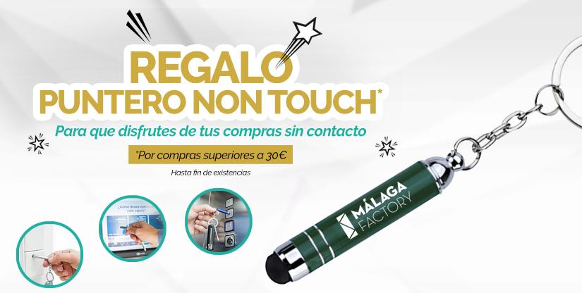 Regalo Puntero Non Touch - Málaga Factory