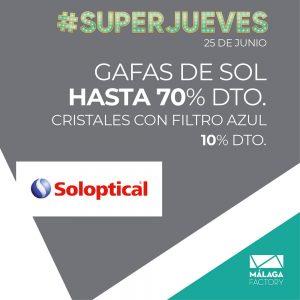 GAFAS DE SOL HASTA 70% DESCUENTO