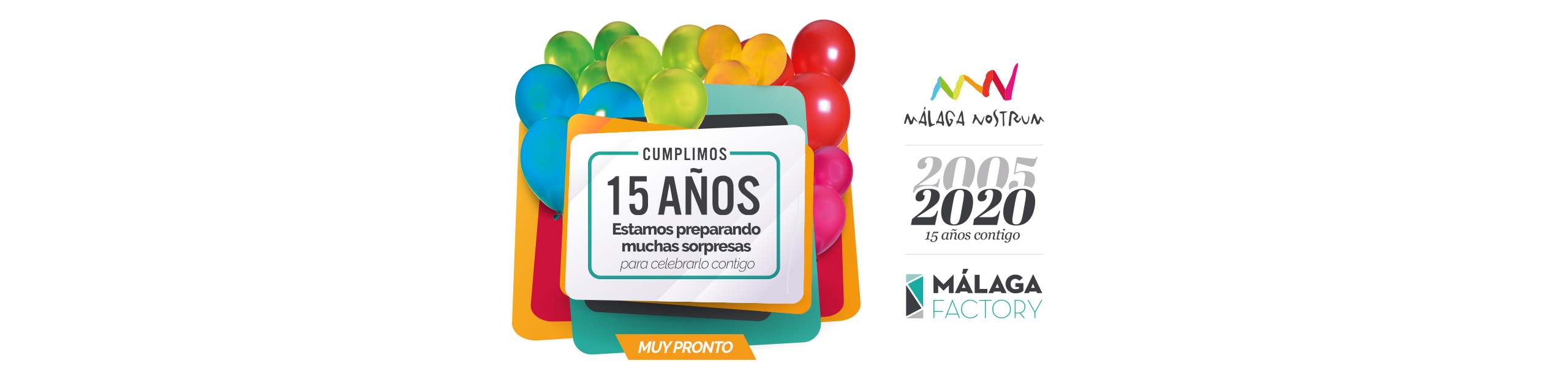 15 Aniversario Málaga Factory