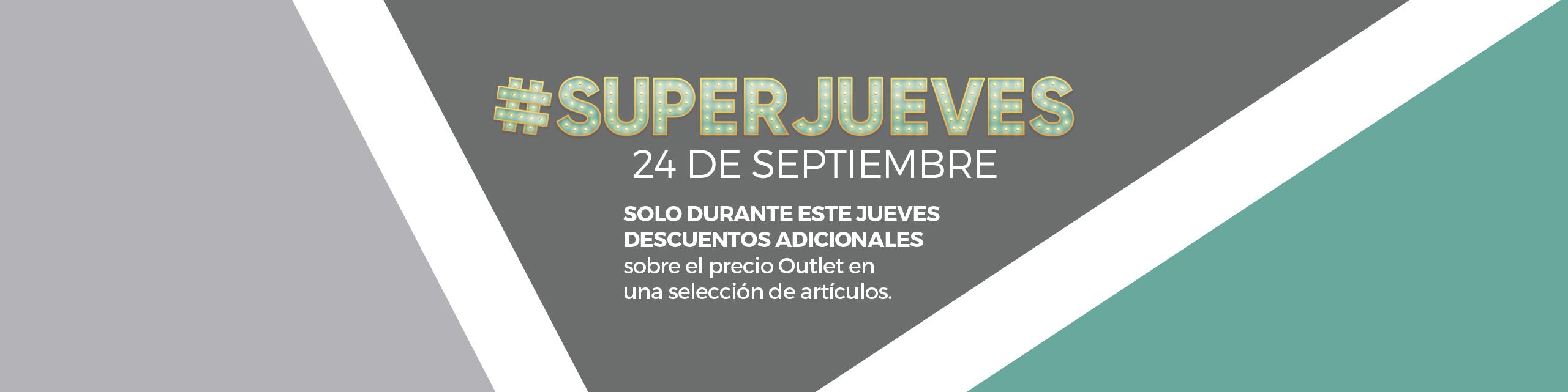 Superjueves Septiembre Málaga Factory