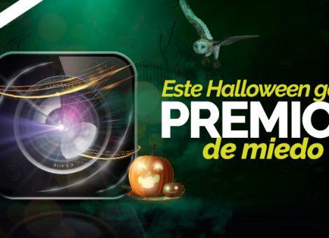 Consigue premios en Halloween en Málaga Factory