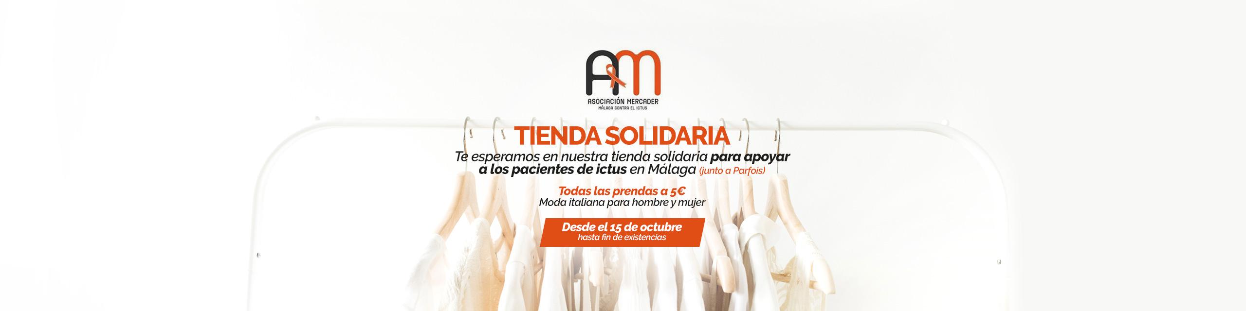 Tienda Solidaria Málaga Factory