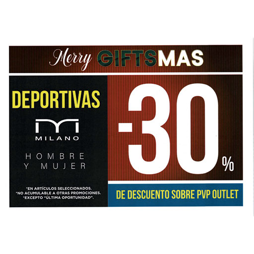 Ofertas Fifty Málaga Factory