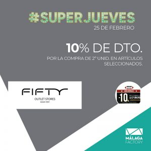 Fifty - 10 % DTO.