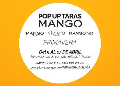 Pop Up Taras MANGO