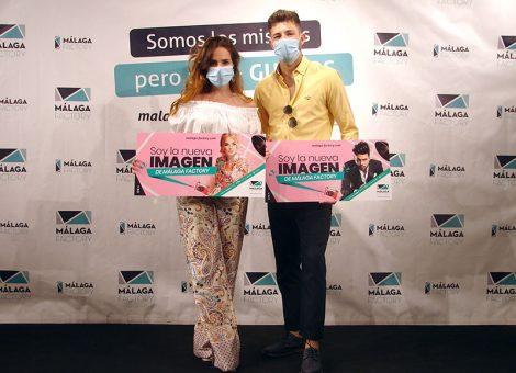 Ganadores Imagen Málaga Factory