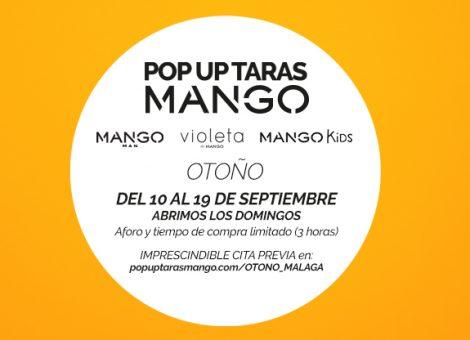 Pop Up - Taras Mango Málaga Factory